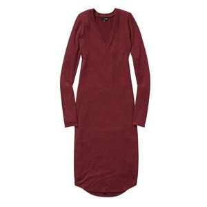 Aritzia Wilfred Free Lisiere Dress
